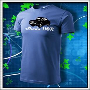 Škoda 110R - svetlomodré