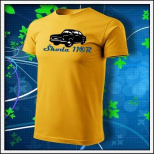 Škoda 110R - žlté