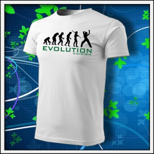 Evolution Zumba - biele