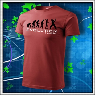 Evolution Zumba - bordové