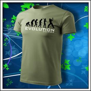 Evolution Zumba - khaki