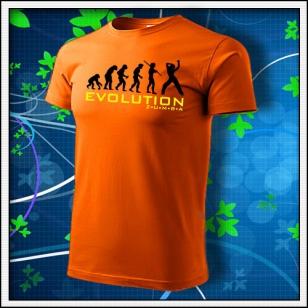 Evolution Zumba - oranžové