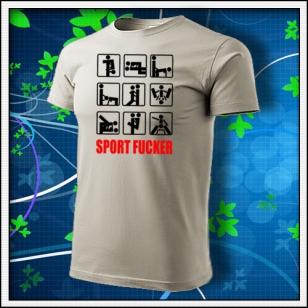 Sport Fucker - ľadovosivé