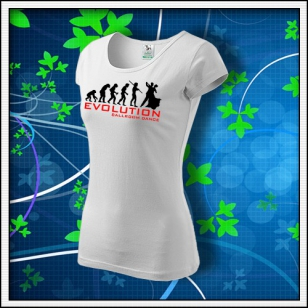 Evolution Ballroom Dance - dámske biele