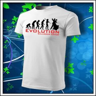 Evolution Ballroom Dance - biele