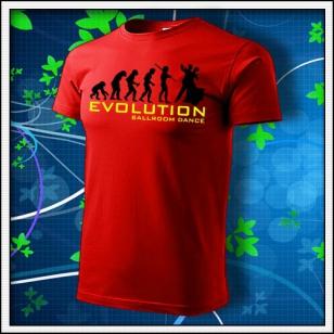 Evolution Ballroom Dance - červené