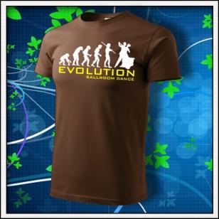 Evolution Ballroom Dance - čokoládové