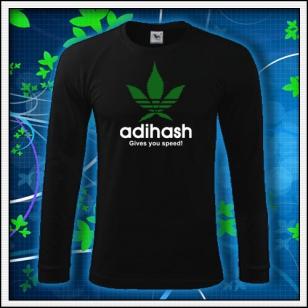 Adihash - čierne DR pánske