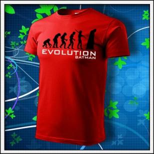 Evolution Batman - červené