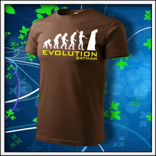 Evolution Batman - čokoládové