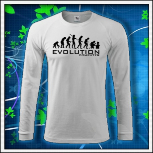 Evolution PC - biele DR pánske