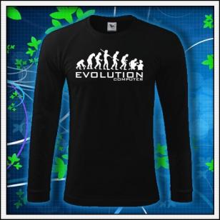 Evolution PC - čierne DR pánske