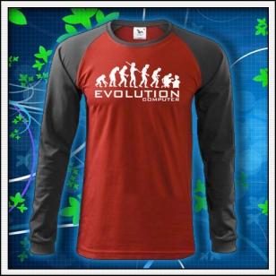 Evolution PC - červené DR pánske