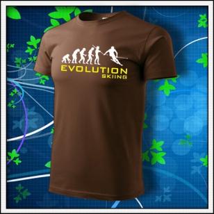 Evolution Skiing - čokoládové