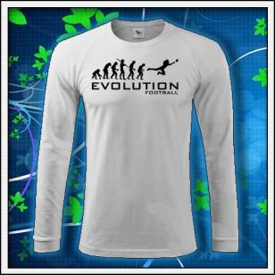 Evolution Football - biele DR pánske