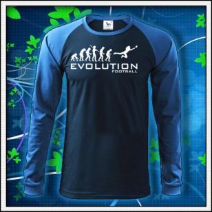 Evolution Football - tmavomodré DR pánske