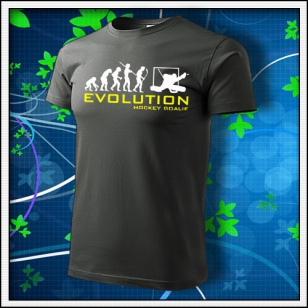 Evolution Hockey Goalie - tmavá bridlica