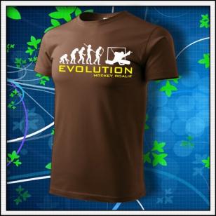 Evolution Hockey Goalie - čokoládové