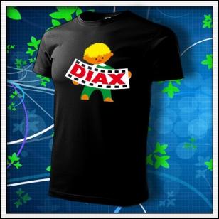 DIAX chlapec - detské čierne