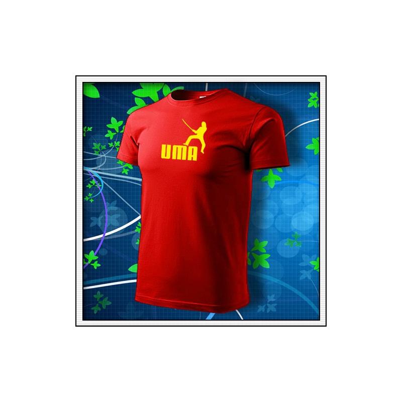 Uma - červené