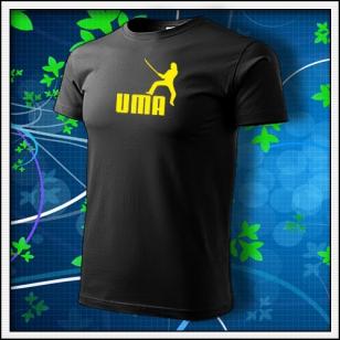 Uma - čierne