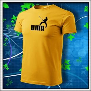 Uma - žlté