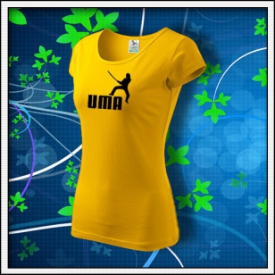 Uma - dámske žlté