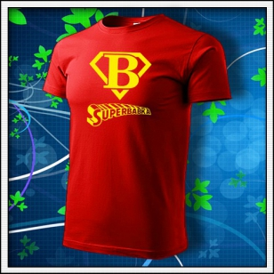 Superbabka - červené