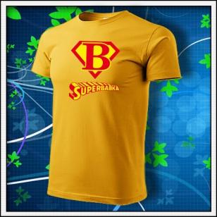 Superbabka - žlté