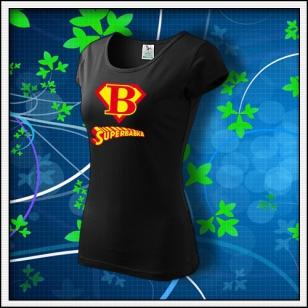 Superbabka - dámske čierne