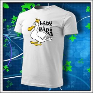 Lady GáGá - biele