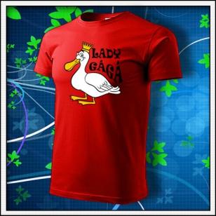 Lady GáGá - červené