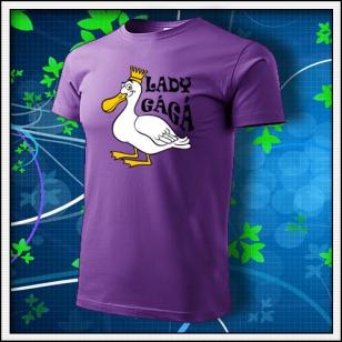 Lady GáGá - fialové