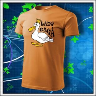 Lady GáGá - jantárové
