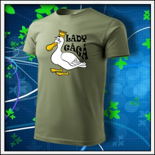 Lady GáGá - khaki