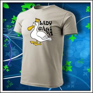 Lady GáGá - ľadovosivé