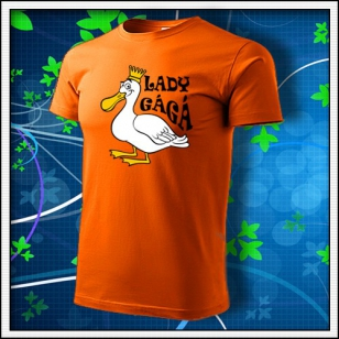 Lady GáGá - oranžové