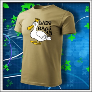 Lady GáGá - pieskové
