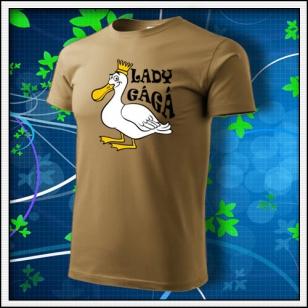 Lady GáGá - tabakové