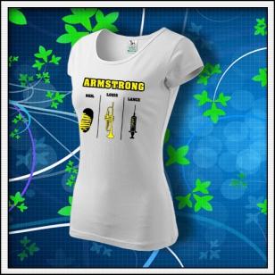 Armstrong - dámske biele