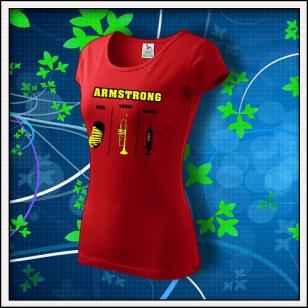 Armstrong - dámske červené