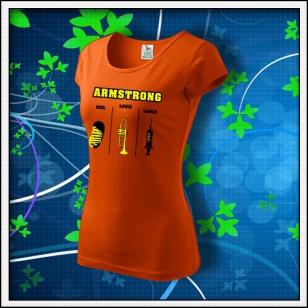 Armstrong - dámske oranžové