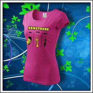 Armstrong - dámske purpurové