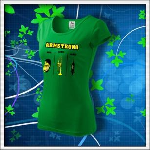 Armstrong - dámske trávovozelené