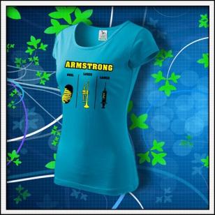 Armstrong - dámske tyrkysové