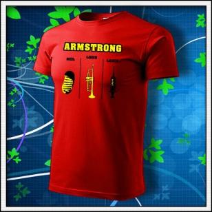 Armstrong - červené