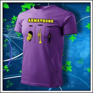 Armstrong - fialové