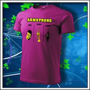 Armstrong - fuchsia red