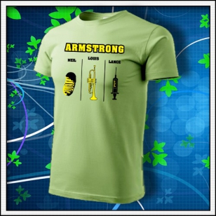 Armstrong - hráškovozelené