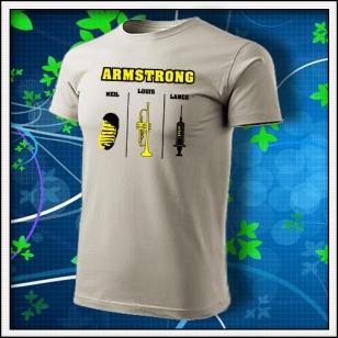 Armstrong - ľadovosivé